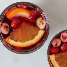 Bitter and Bold Sangria