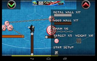 Screenshot of Shuriken Ninja