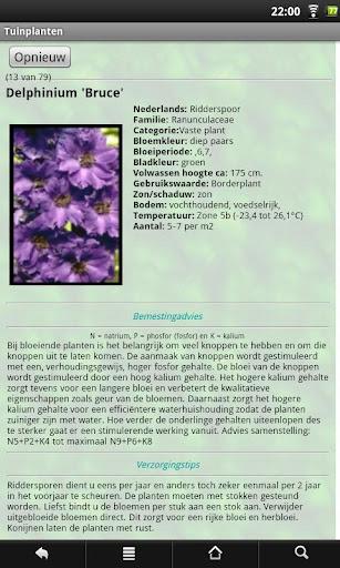 Tuinplantengids