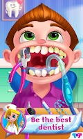 Screenshot of Dentist Mania: Doctor X Clinic