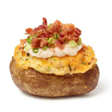 Super-Stuffed Baked Potatoes