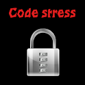 Stress code icon