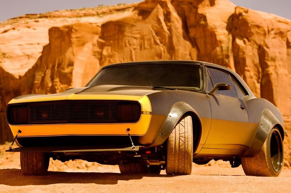 Transformers 4 Bumblebee - 1967 Camaro SS