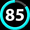 Battery Changer CyanCircle icon