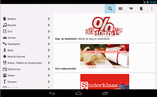 Screenshot of de Winkel -  app voor bol.com