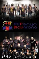 Screenshot of MPBlaugrana