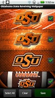Screenshot of Oklahoma State Revolving WP