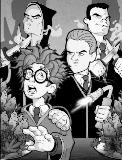 नारको कार्टून-अमर