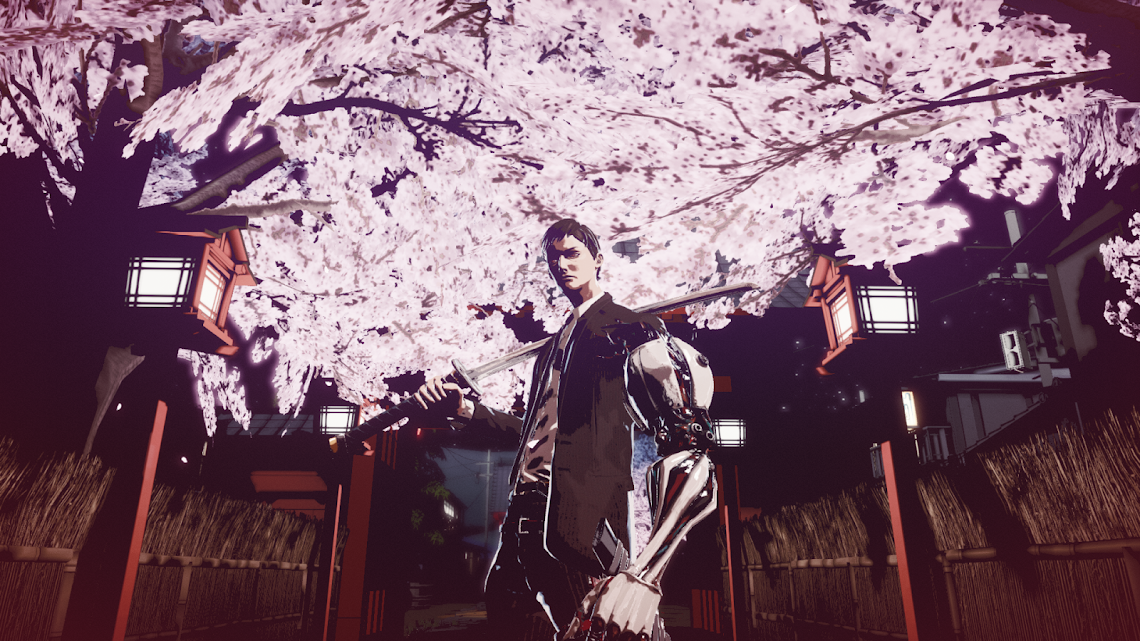Suda51's Killer Is Dead heading to PC this summer