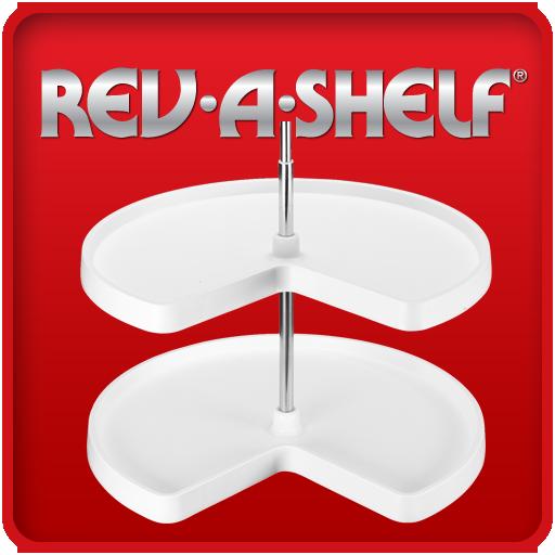 Rev-A-Shelf LOGO-APP點子