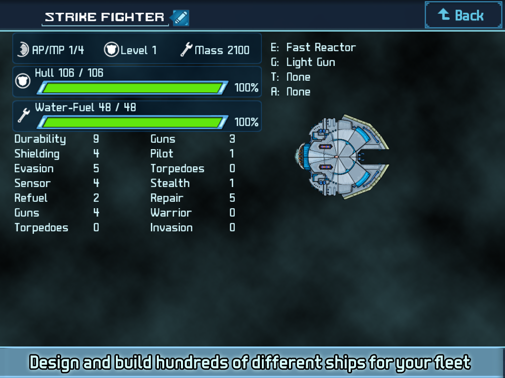Star Traders 4X Empires Elite Screenshot 10