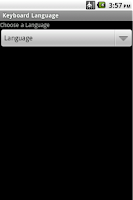 Screenshot of Keyboard Language(Donate)