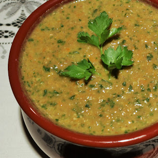 Red Lentil Soup With Leeks Recipes