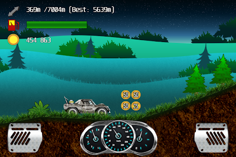 Play Planet Racer Game Here - A Car Game on
