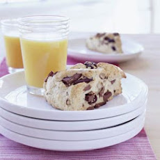 Cherry-Chocolate Scones