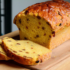 Sweet Potato & Raisin Bread [Recipe]