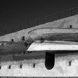 Refletido by João Vaz - Transportation Boats ( joão, moita, 3200, nikon, vaz )