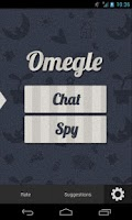 Screenshot of Omegle - Free Omegle Chat