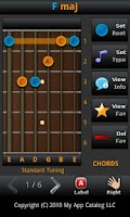 Screenshot of All Guitar Chords