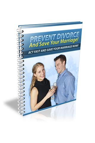 Prevent Divorce: Save Marriage