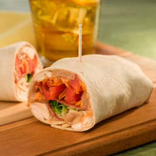 Butter Chicken Wraps Recipes