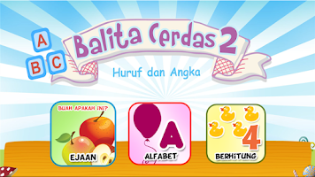 Screenshot of Anak Balita Pintar dan Cerdas
