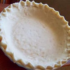 Flaky Food Processor Pie Crust