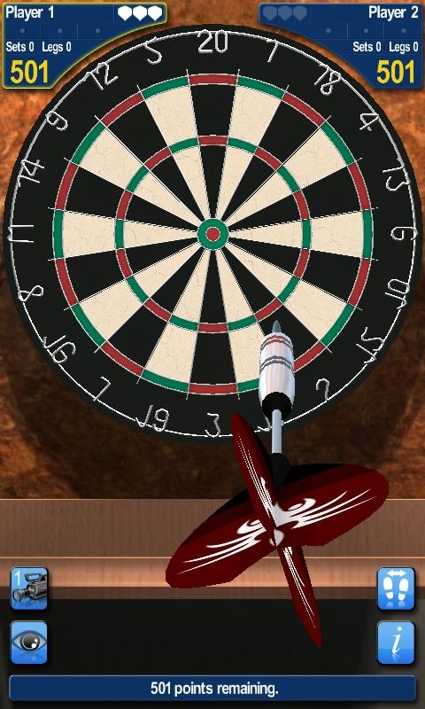 Pro Darts 2017 Screenshot