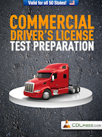 Screenshot of CDL Commercial Driver TestPrep