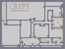 Thumbnail of the map 'Festering in the Crypt'