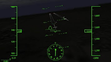 Screenshot of X-Plane 9