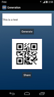 QR Code / Barcode Reader PRO - screenshot