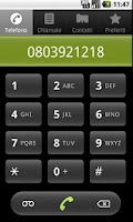 Screenshot of Bisceglie's usefull phone Num.