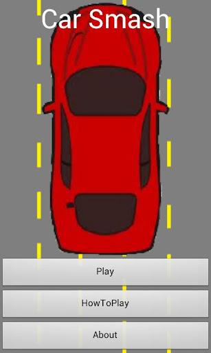 CPS396M CarSmash