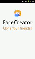 Screenshot of FaceCreator
