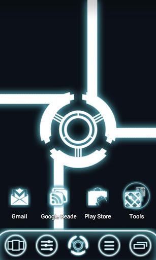 玩個人化App|APEX主題夜光傳統臨免費|APP試玩