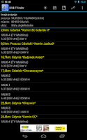Screenshot of DVB-T finder
