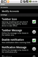 Screenshot of Stealth Messenger