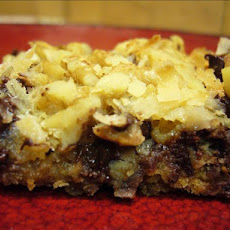 Chocolate Chip Dream Bars