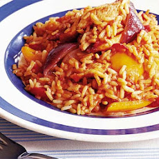 Italian Rice With Chicken