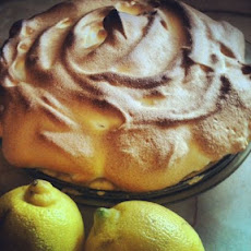 Lemon Meringue Pie (Gluten, Cow's Milk and Refined Sugar Free)