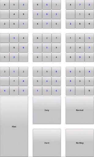 just sudoku