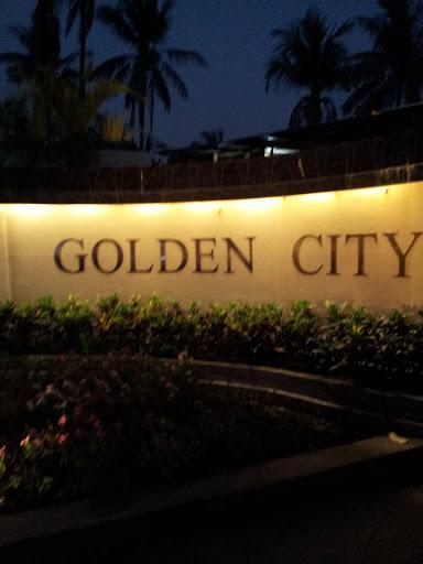 Golden City Gate