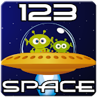 123 Space Math icon