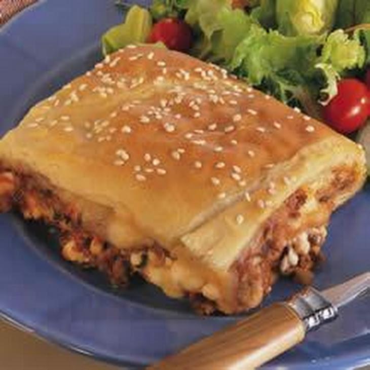 Crafty Crescent Lasagna Recipe | Yummly