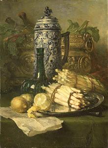 RIJKS: Maria Vos: painting 1878