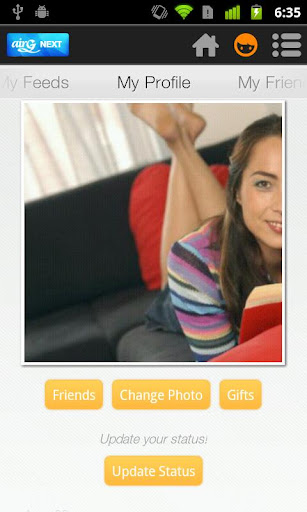 airg-next-meet-new-friends for android screenshot