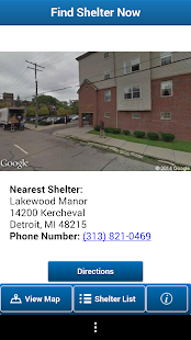 Find Shelter Now - screenshot