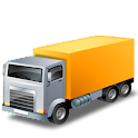 Truckers logbook icon