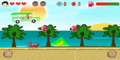 Screenshot of Jeepney Flash (BETA)